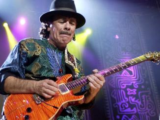 Carlos Santana at the Starlite Festival